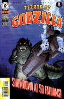 Godzilla: Terror of Godzilla - Issues 1 to 6 - Full Set of 6 Comics